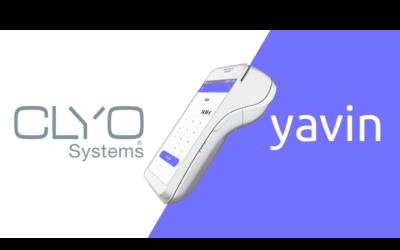 Clyo systems, acteur historique de la caisse enregistreuse  intègre les terminaux de paiement Yavin